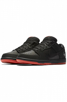 Кроссовки Dunk Low SB NYC Pigeon Sienna Black