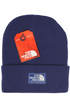 Шапка The North Face - Navy*