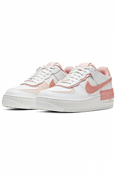 Кроссовки AF1 Shadow - White / Pink