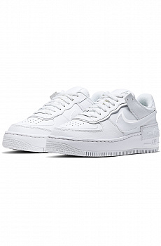 Кроссовки AF1 Shadow - Triple White