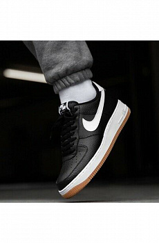 Кроссовки AF1 Low '07 - Black / White / Gum